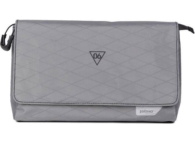 WOHO X-Touring Accesorio Bolsa seca, honeycomb iron grey